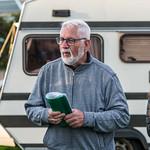 Bijeenkomst op de camping