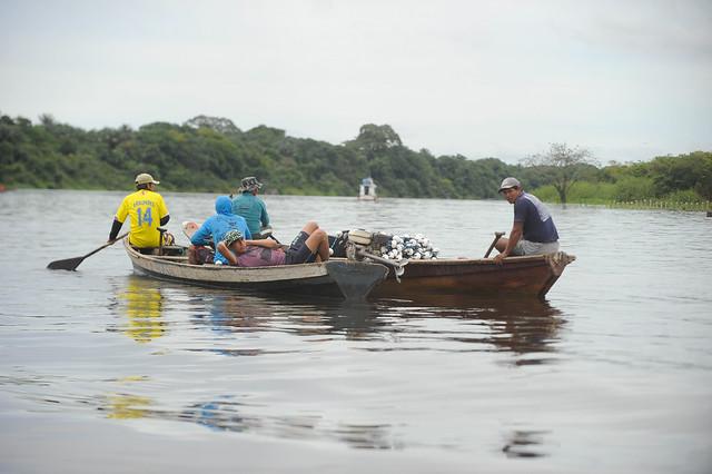 Movimento de Pescadores Artesanais debate regulamentação do território pesqueiro