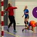 06-06-2019 CVO Dames Handbal Halve Finale