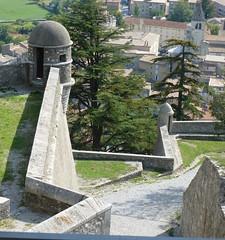 La citadelle de Sisteron - Photo of Sourribes