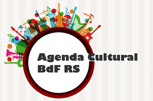 Agenda cultural entre os dias 9 e 16 de agosto - Créditos: BdF RS
