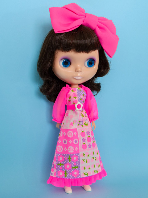 Classic Maxi Dress for Neo Blythe