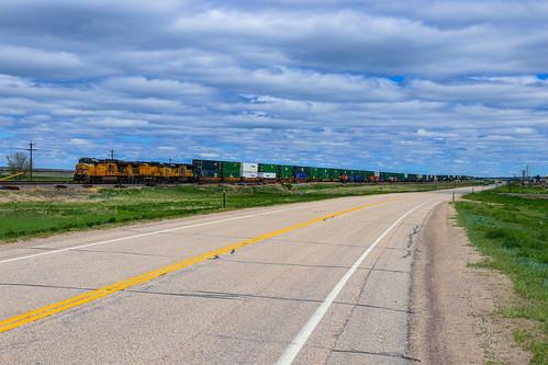 Wyoming Nebraska Line