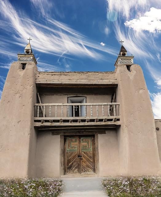 San Jose de Gracia Las Trampas, New Mexico