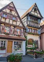 Maison Sermonet et sa comparse - Photo of Ebersheim