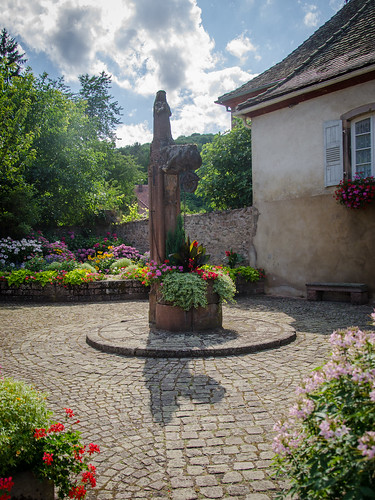Ancien puits Sainte-Richarde