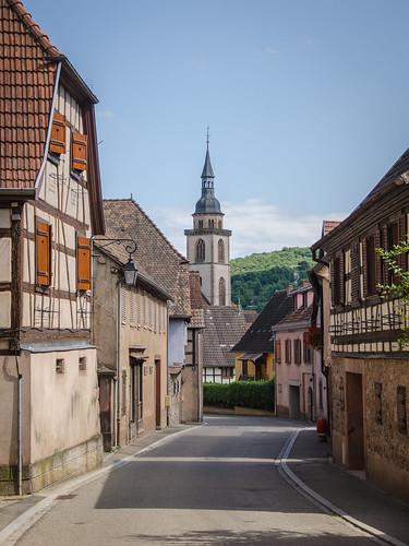 Rue du Maréchal Joffre d'Andlau