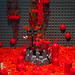 Fire (LEGO minifigure & MOC)