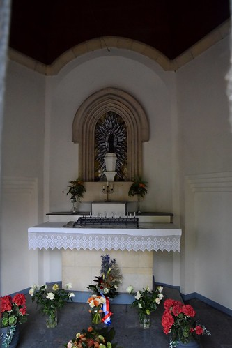 Meerssen, rondom de basiliek.