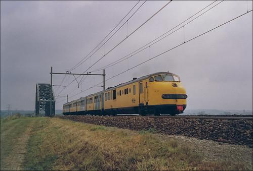 NS 115, Rijnbrug Arnhem