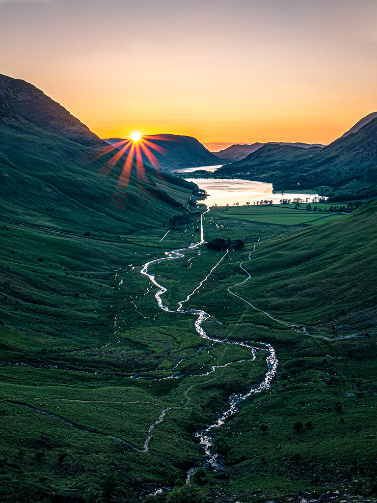 Buttermere, Lake District, United Kingdom picture