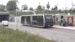Irizar ie tram 18 m au terminus Promenade - Photo of Fréchencourt