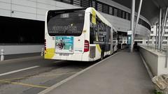 Mercedes-Benz Citaro G Facelift BHNS n°305 au CHU Amiens Picardie