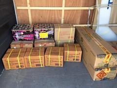 Epic Fireworks Display Kit