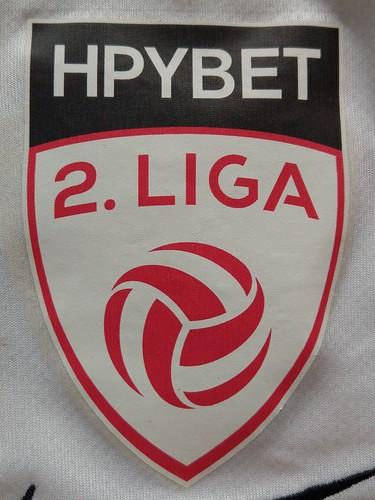 FC Liefering match worn shirt 2018/19 Anderson Niangbo vs. FC Wacker Innsbruck II (29.05.2019)