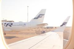 F for Finnair
