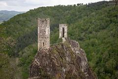 Château de Peyrusse-le-Roc (Aveyron)