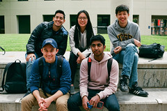 UCSB Chemical Engineering Students