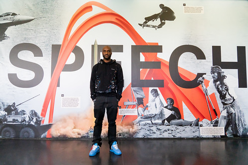 "Virgil Abloh ""Figures of Speech"" at MCA Chicago"