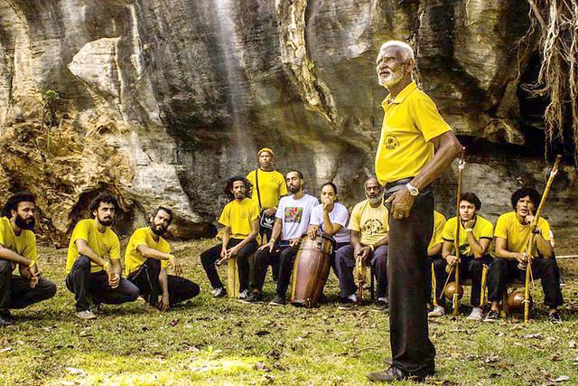 O Lapinha deste ano vai fazer uma homenagem a mestre Pastinha - Créditos: Foto: Matheus Sá