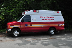 FDNY Fire Family Transport Foundation FFT 23