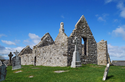 Clonmacnoise Cathedral 2