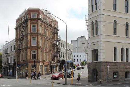 Dowling Street, Dunedin