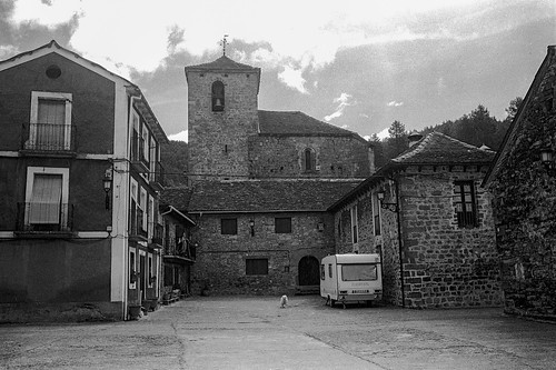 Fago, iglesia de San Andrés.