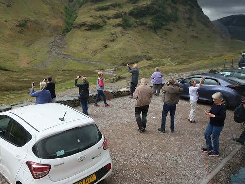 Postcards from Scotland - The Tourists