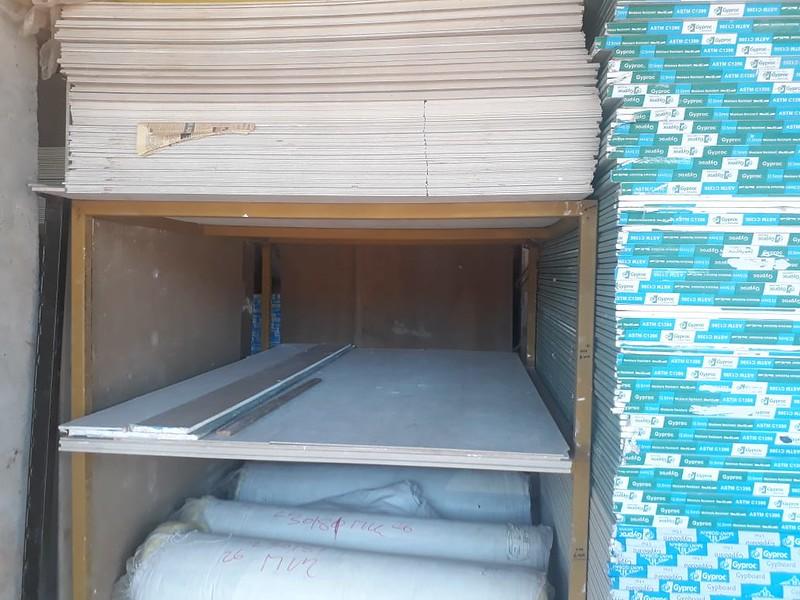SWARNA GYPSUM - Imported Gypsum Cornices, Gypsum BoardG I