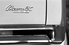 Chevrolet Camaro - Photo of Seraincourt