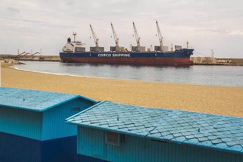 Spain - Almeria - Garrucha - Harbour