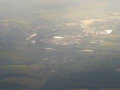 La Marne short before CDG Approach