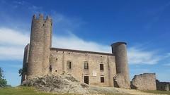 Chambles (42) - Château d'Essalois