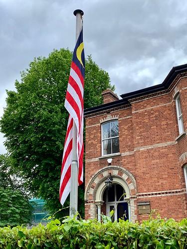 Malaysian Embassy, Dublin