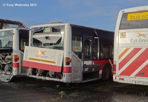 Bus Eireann MC5 VC34 Limerick