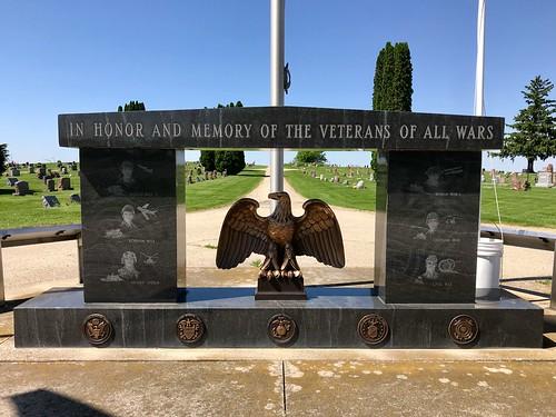 06-07-2019 Ride Veterans Memorial - Randolph ,WI