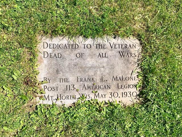 06-07-2019 Ride Veterans Memorial AL Post 113 - Mount Horeb,WI