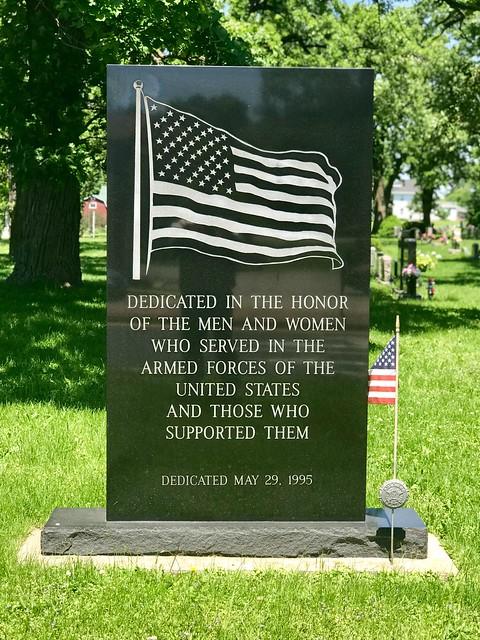 06-07-2019 Ride Veterans Memorial - Mount Horeb,WI