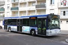 2019 06 06 0231 Twisto Bus Parked in Rond Point de l'Orne Caen - Photo of Bourguébus