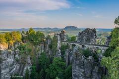 Elbsandsteingebirge (Elbe sandstone mountains)
