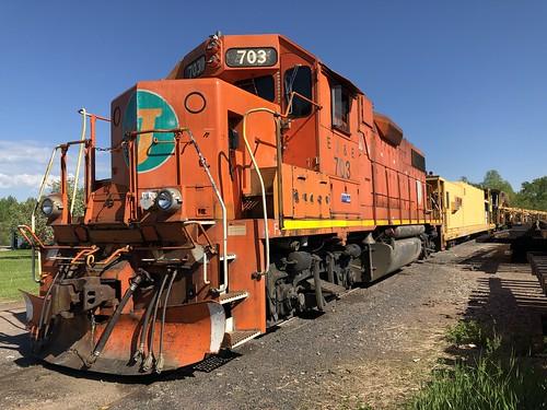 EJ&E 703