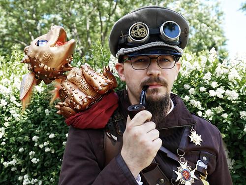 8. Steampunk Picknick auf dem WGT 2019