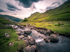 Helm Crag - Lake District, England - Landscape photography