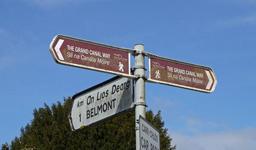 Grand Canal sign