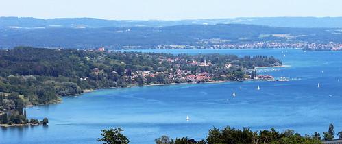 Halbinsel Höri im westlichen Bodensee