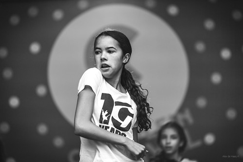Hiphop girl.