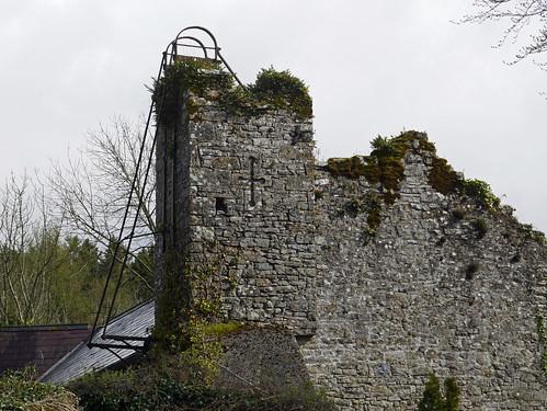 Kinnitty Castle abbey 1