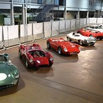 2019 The History of Le Mans, Part II – The Fabulous Fifties Demo Day