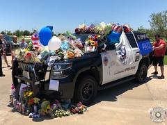 Grand Prairie Officer A.J. Castaneda Memorial